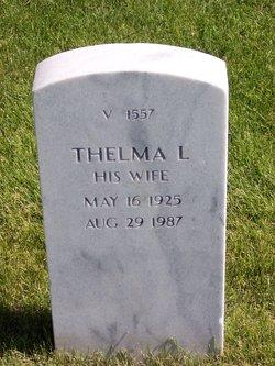 Thelma L Frank