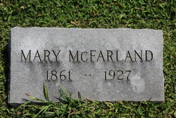Mary Ann <i>Thacker</i> McFarlin
