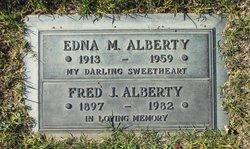 Edna Marie <i>Jackson</i> Alberty