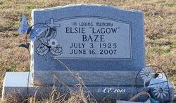 Elsie Baze