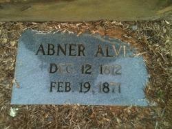 Abner Alvis, Sr