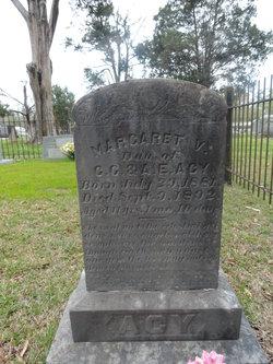 Margaret V Acy
