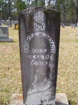 Ambrose M. Bryant