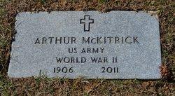 Arthur McKitrick