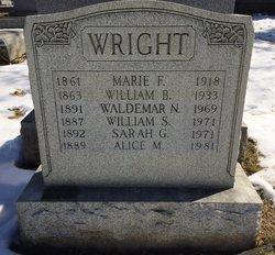 Alice M. Wright