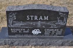 Charles C Stram