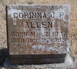 Corinna J. P. Allen