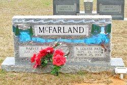 Nora Louise <i>Pate</i> McFarland