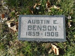 Austin E Benson