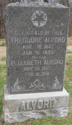 Theodore Alvord