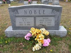 Angie <i>Luther</i> Noble