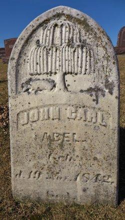 John Carl Abel