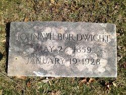 John Wilbur Dwight