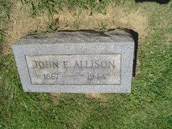 John Edgar Allison