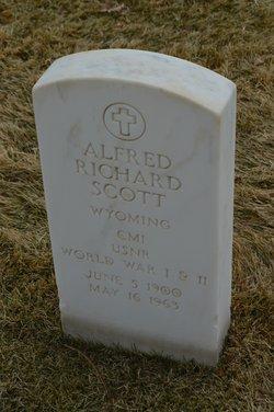 Alfred Richard Scott