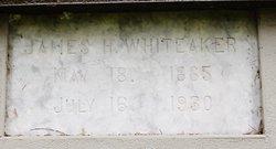 James H Whiteaker