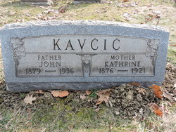 Katherine Kavcic