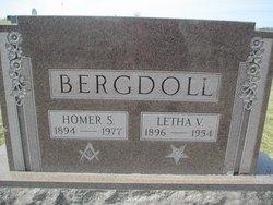 Letha V. <i>Veach</i> Bergdoll