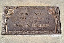 Dora Margaret <i>McKinnon</i> Haglund