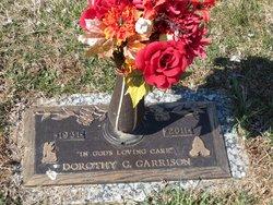 Dorothy <i>Frazier</i> Garrison