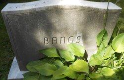Mary L. <i>Bangs</i> Bangs