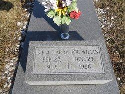 Spec Larry Joe Willis