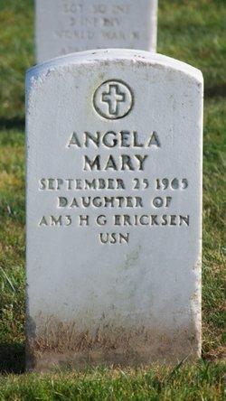 Angela Mary Ericksen