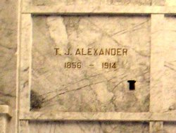 Thomas Jefferson Alexander