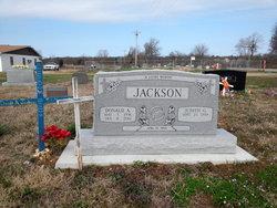 Donald Audry Jackson