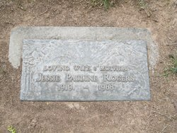 Jessie Pauline <i>Curtis</i> Rogers