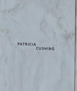 Patricia Cushing