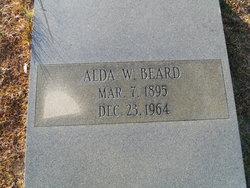 Alda W Beard