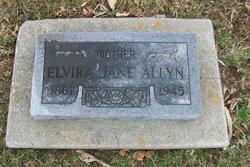 Elvira Jane <i>Heard</i> Allyn