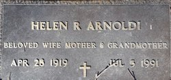 Helen Ruth <i>Ellis</i> Arnoldi