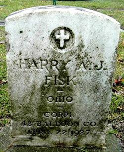 Harry A Fisk