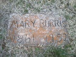 Mary Elizabeth <i>Jack</i> Burris