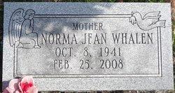 Norma Jean Whalen