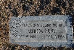 Alfreda <i>Reeves</i> Hunt