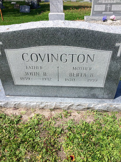 John Benjamin Covington