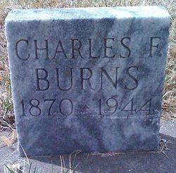Charles Franklin Frank Cap Burns