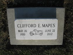 Clifford Earl Mapes