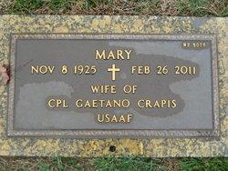 Mary Crapis