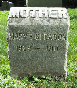 Mary E. <i>Kilbourne</i> Gleason