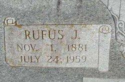 Rufus Refe <i>Jones</i> Anderson