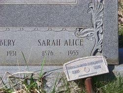 Sarah Alice Greene