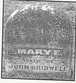 Mary Euphemia <i>Tannehill</i> Bridwell
