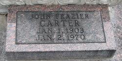 John Frazier Carter