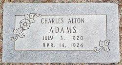 Charles Alton Adams