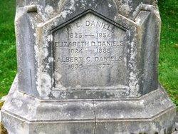 Albert C Daniels