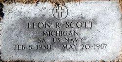 Leon R Scott